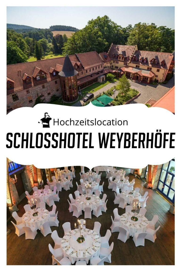 Schlosshotel-weyberhoefe-Hochzeitslocation Pinterest